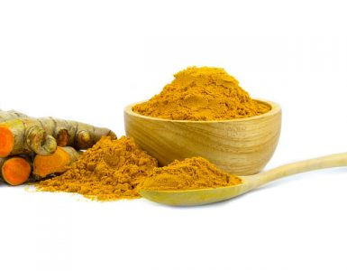 paste from tamanu oil and turmeric